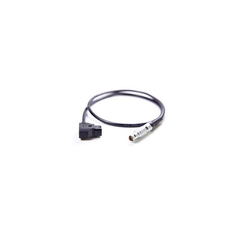 """Lanparte 24"""" D-TAP 2-Pin Male to Lemo 4-Pin Female Power Cable for Canon C300 Mark II Cinema Camera - image 1 of 4"""