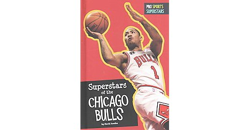 Superstars of the Chicago Bulls (Library) (David Aretha) - image 1 of 1