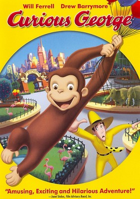 Curious George (WS)(dvd_video)