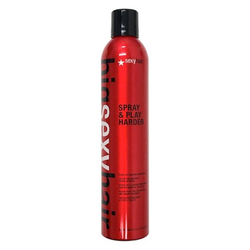 Sexy Hair Spray & Play Harder Firm Hairspray - 10oz - image 1 of 1