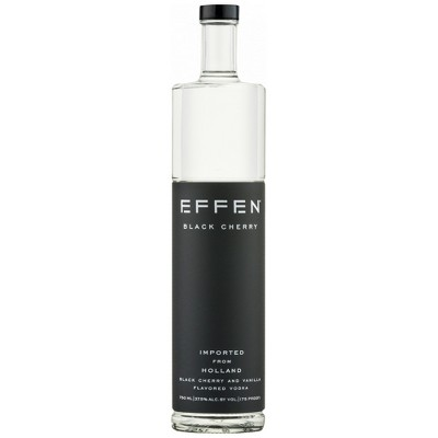 Effen Black Cherry Vodka - 750ml Bottle