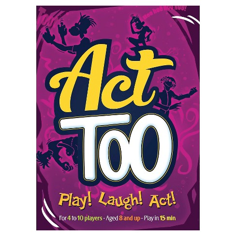 Act Too Party Game - image 1 of 3