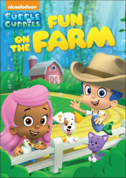 Bubble Guppies: Fun On The Farm (DVD) - image 1 of 1