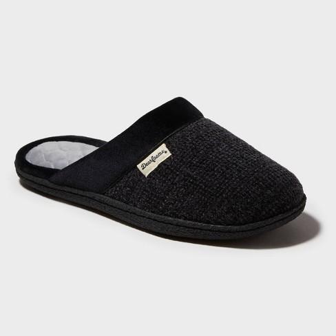 Women's Dearfoams Chenille Scuff Slide Slippers - image 1 of 4