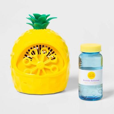 Pineapple Bubble Machine - Sun Squad™
