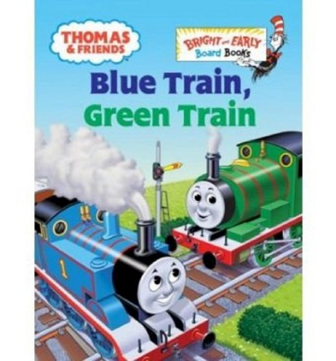 Blue Train Green Train Hardcover W Awdry Target
