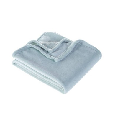 Plush Throw Blanket Mint - Room Essentials™