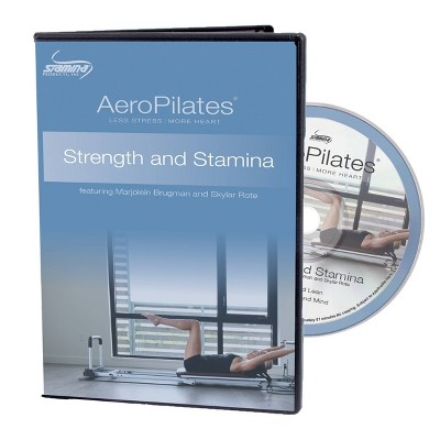 AeroPilates Strength and Stamina (DVD)