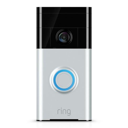Ring Video Doorbell (1st Gen) - Satin Nickel - image 1 of 4