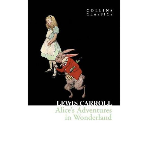 Alice's Adventures in Wonderland (Collins Classics) - by  Lewis Carroll (Paperback) - image 1 of 1