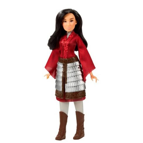 Disney Princess Mulan Fashion Doll Target