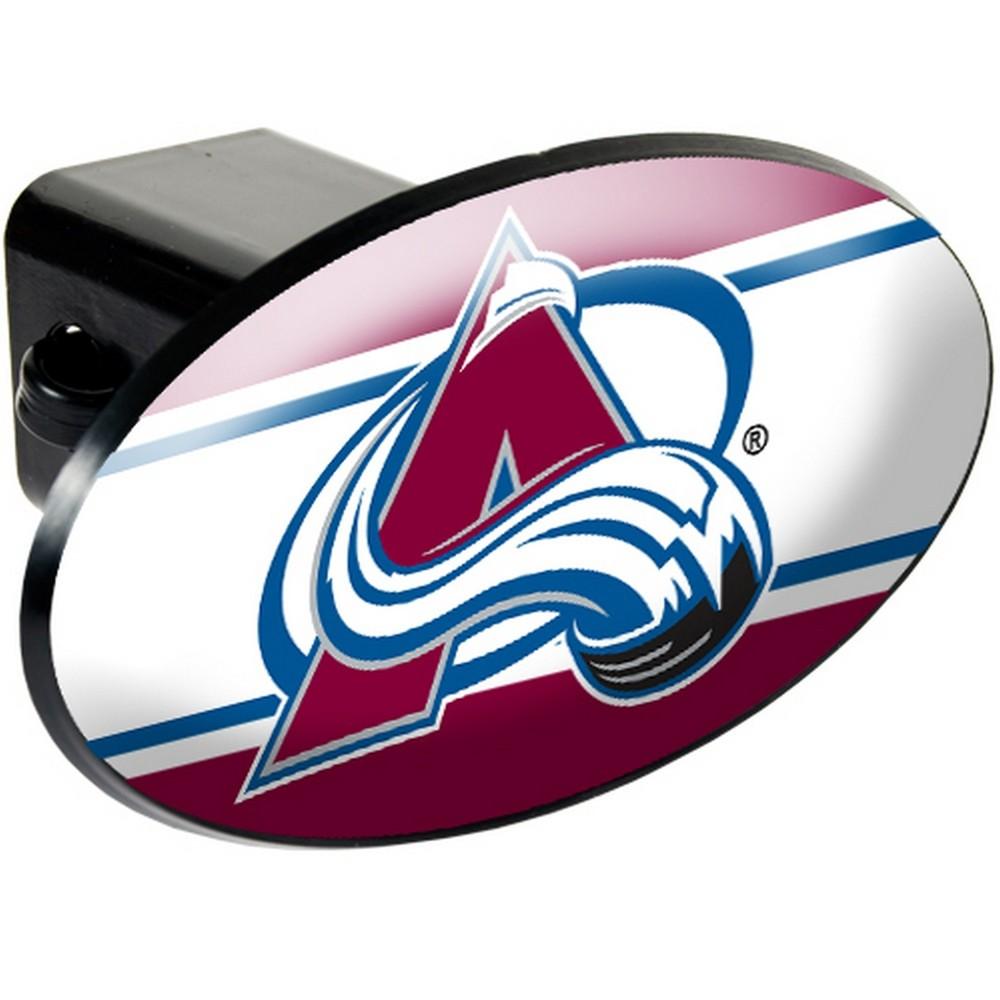 NHL Colorado Avalanche Trailer Hitch Cover