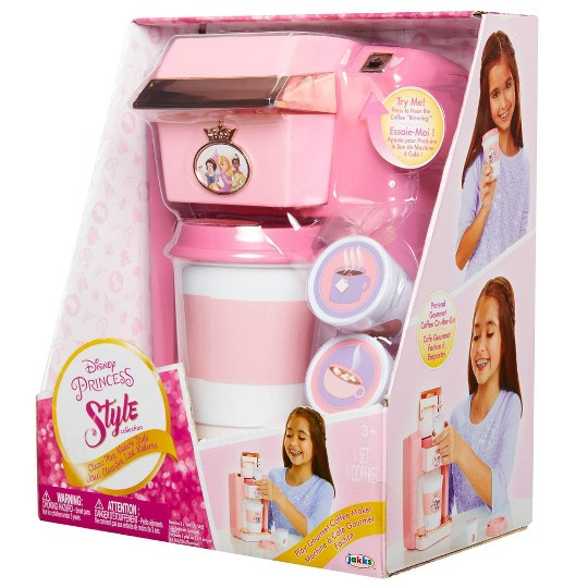 Disney Princess Style Collection Coffee Maker image number null