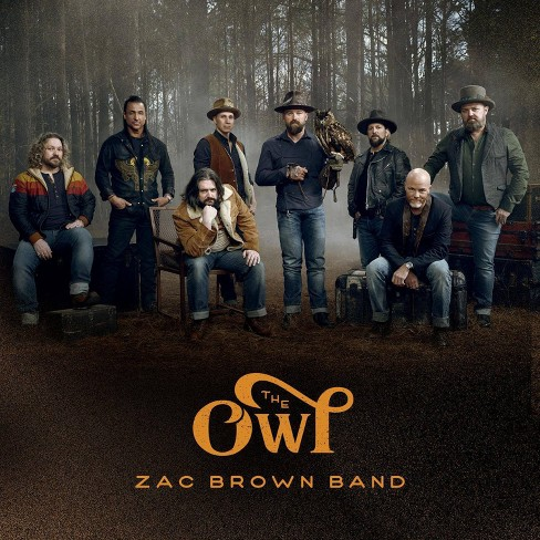 Zac Brown Band - The Owl (CD) - image 1 of 1