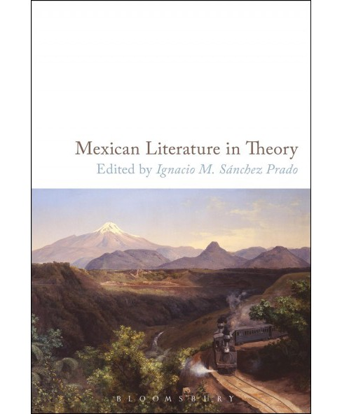 Mexican Literature in Theory -  (Hardcover) - image 1 of 1