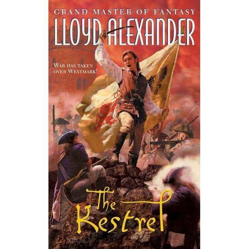 The Kestrel - (Westmark Trilogy) by  Lloyd Alexander (Paperback) - image 1 of 1