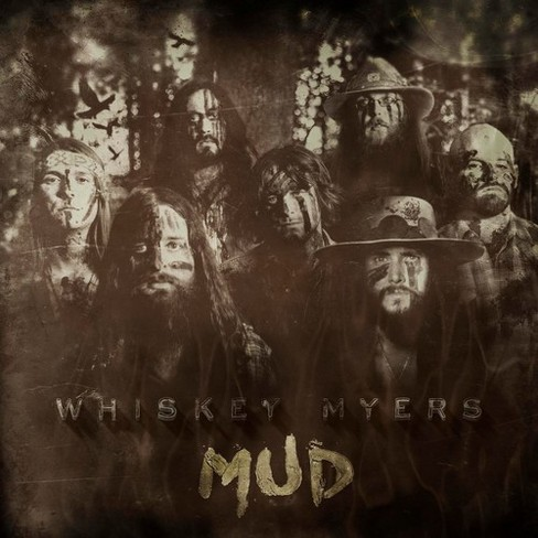 Whiskey myers - Mud (CD) - image 1 of 1