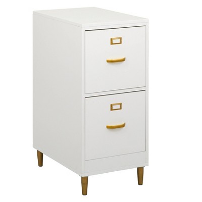 Dixie 2 Drawer Filing Cabinet - Buylateral