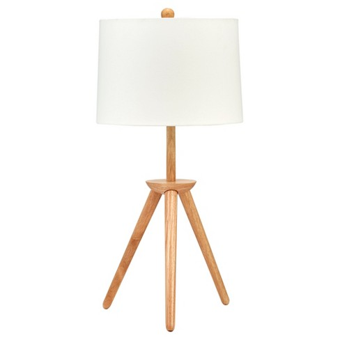Kendall Tripod Table Lamp Wood (Lamp Only) - Inspire Q - image 1 of 5