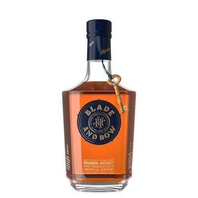 Blade And Bow Kentucky Bourbon Whiskey - 750ml Bottle