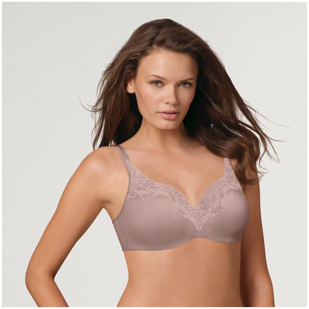 Playtex Secrets Women's Body Revolution Underwire Bra 4823 - Gray 42C