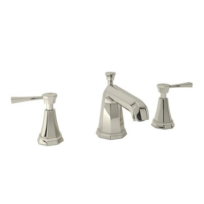 Beau Rohl U.3141LS 2 Perrin And Rowe Widespread Bathroom Faucet