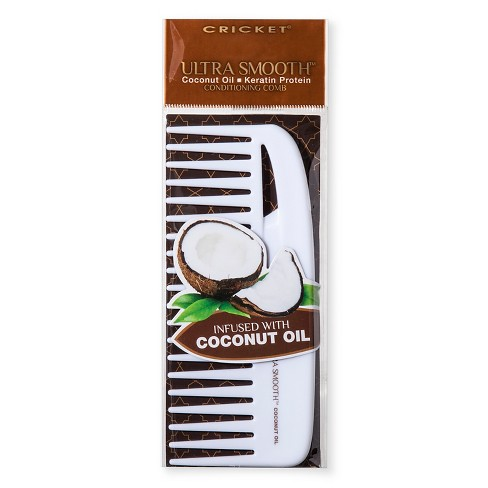 Ultra Smooth Coconut Infused Conditioning Comb - image 1 of 2