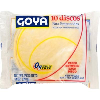 Goya Frozen Disco Dough - 14oz