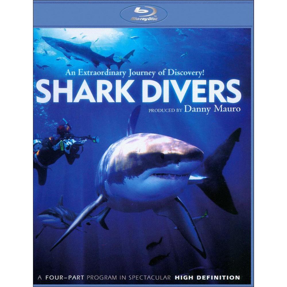 Shark Divers (Blu-ray), Movies