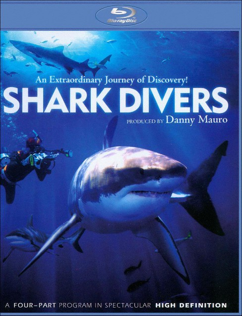 Shark Divers (Blu-ray) - image 1 of 1