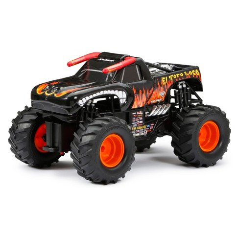 a4183747a3fd New Bright Remote Control RC FF Chargers Monster Jame El Toro 1 15 Scale    Target