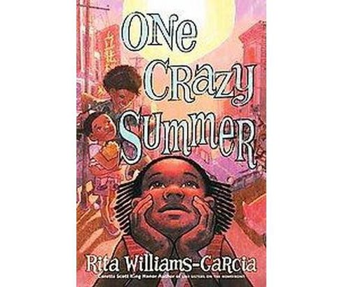 One Crazy Summer (Hardcover) (Rita Williams-Garcia) - image 1 of 1
