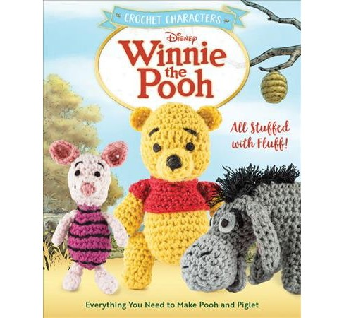 Winnie the Pooh : All Stuffed With Fluff (Paperback) (Megan Kreiner) - image 1 of 1