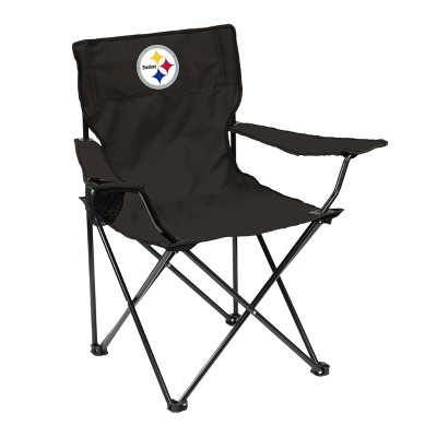 NFL Pittsburgh Steelers Quad Outdoor Portable Chair