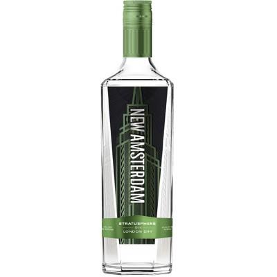 New Amsterdam London Dry Gin - 750ml Bottle