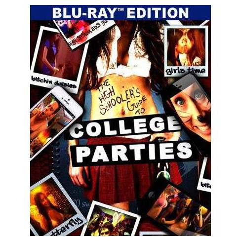 The High Schooler's Guide To College Parties (Blu-ray) - image 1 of 1