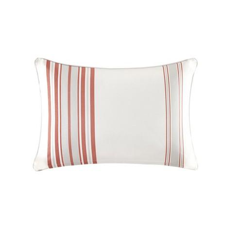 Ventura Printed Stripe 3M Scotchgard Outdoor Pillow - image 1 of 3