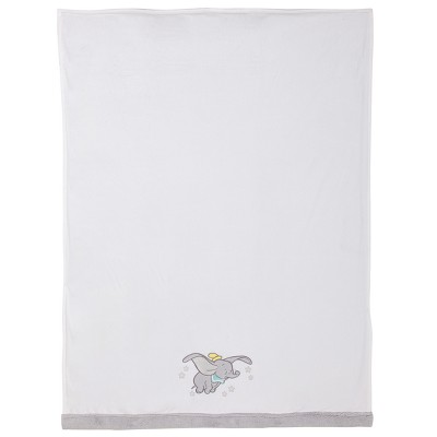 Disney Baby Blanket - Dumbo Dream Big - Gray