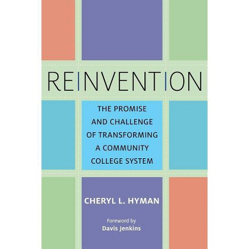 Reinvention - by  Cheryl L Hyman (Paperback) - image 1 of 1