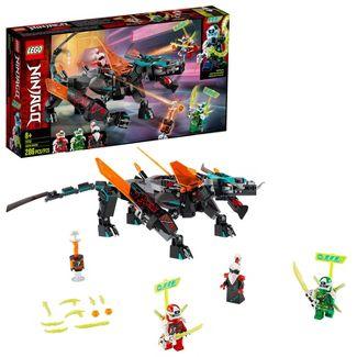 LEGO NINJAGO Empire Dragon Ninja Toy Building Kit 71713
