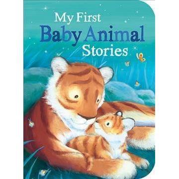 My First Baby Animal Stories - BRDBK (Hardcover)