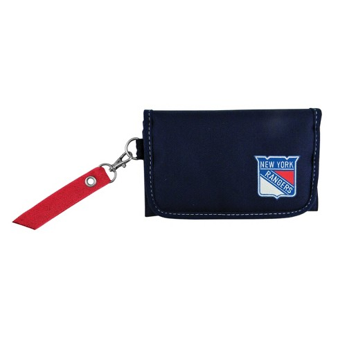 NHL New York Rangers Ribbon Organizer Wallet - image 1 of 1