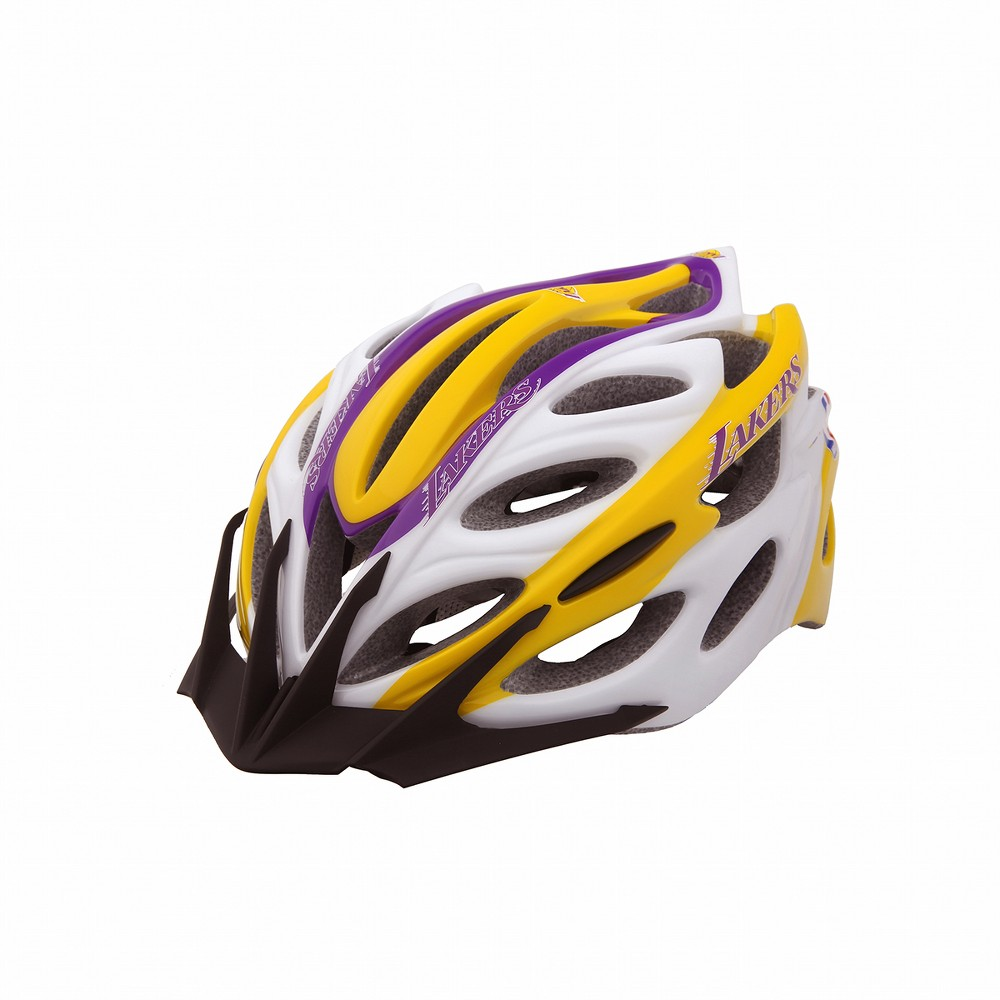 Los Angeles Lakers Adult Helmet