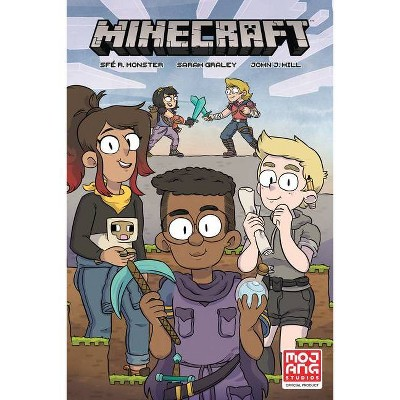 Minecraft 1 -  (Minecraft) by Sfr. M. (Paperback)