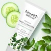 Nourish Organic Moisturizing Face Cleanser - Watercress & Cucumber - 6 fl oz - image 2 of 3