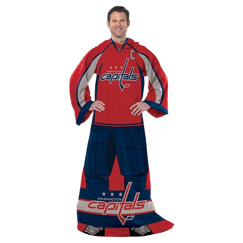 Washington Capitals Northwest Uniform Comfy Throw - image 1 of 1