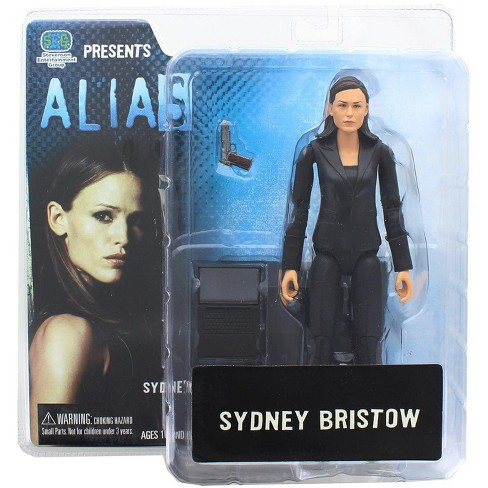 Unknown Alias Series 1 Sydney Bristow In Pink Cocktail Action Figure - image 1 of 2