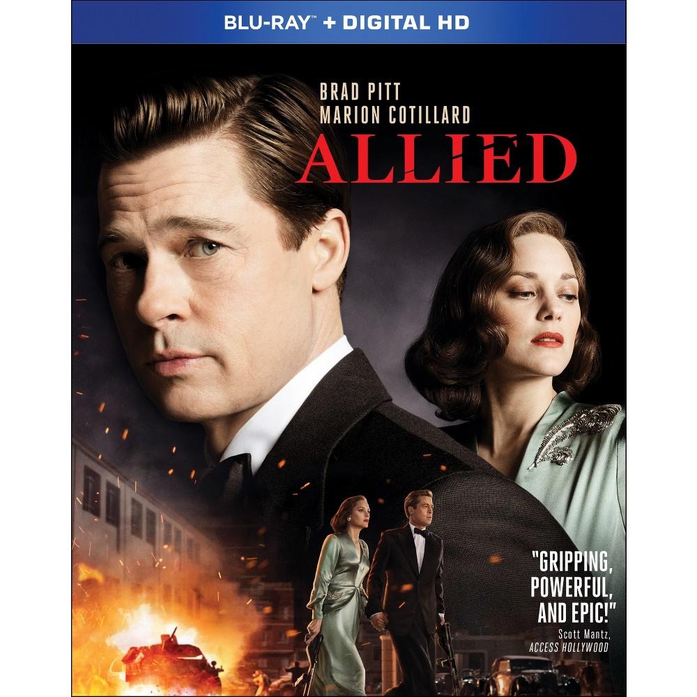Allied (Blu-ray + Digital)