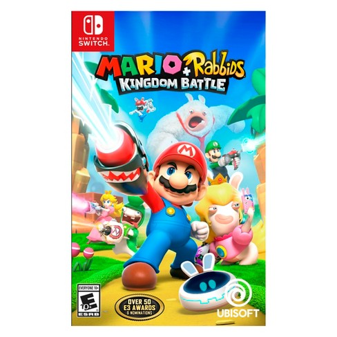 Mario + Rabbids: Kingdom Battle - Nintendo Switch - image 1 of 4