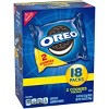 Oreo Chocolate Sandwich Cookies - Multipack - 18ct - image 3 of 4